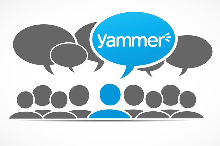 Using Yammer To Deliver Enterprise Collaboration Around Metrics