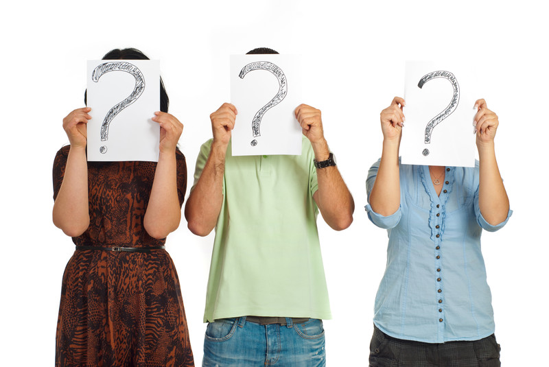 3 Questions canstockphoto6269435