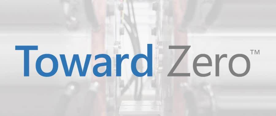 toward zero banner