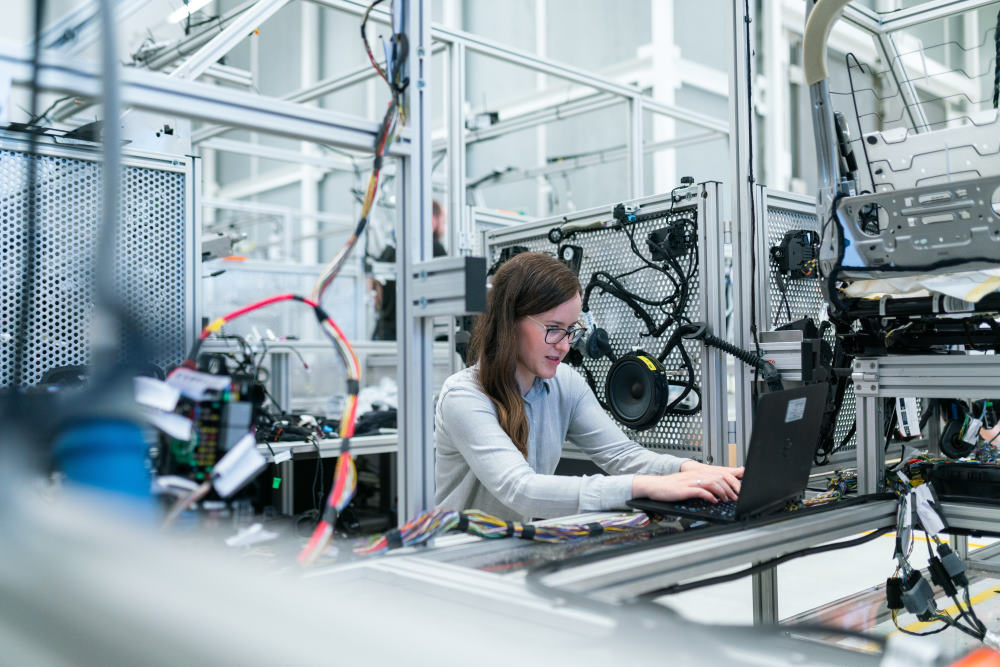 connecting devices via IoT on production floor